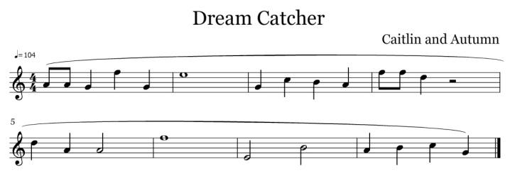 dreamcatcher caitlin autumn